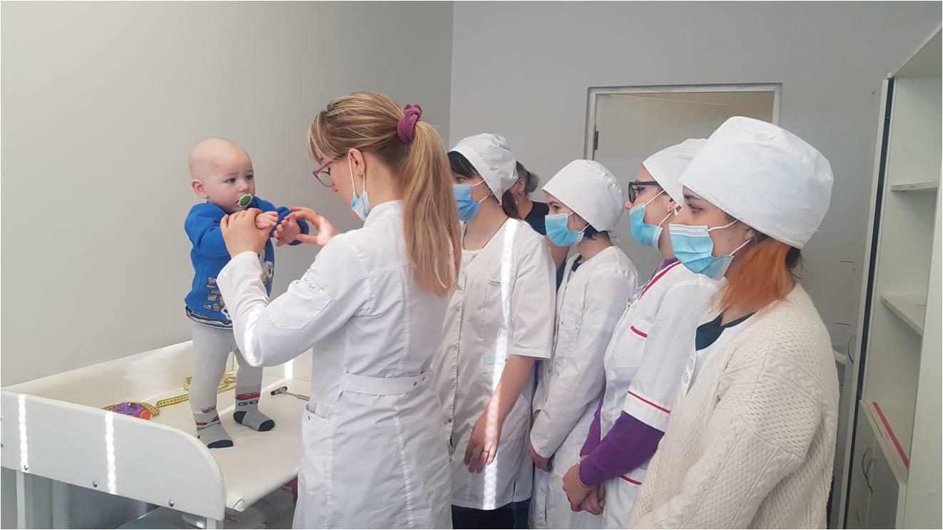 Кабинет здорового ребенка